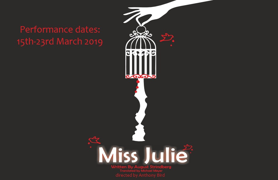 Miss Julie Web Poster